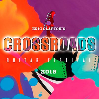 WEA Eric Clapton's Crossroads Guitar Festival 2019 - DVD