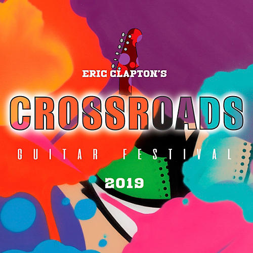 WEA Eric Clapton's Crossroads Guitar Festival 2019 [6 LP]