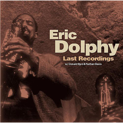 Alliance Eric Dolphy - Last Recordings