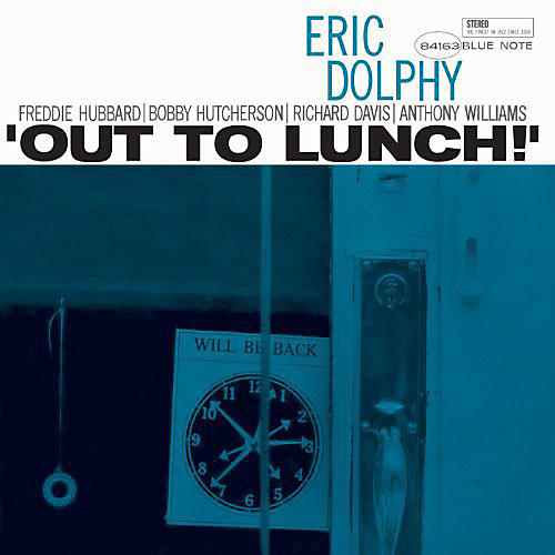 Alliance Eric Dolphy - Out to Lunch