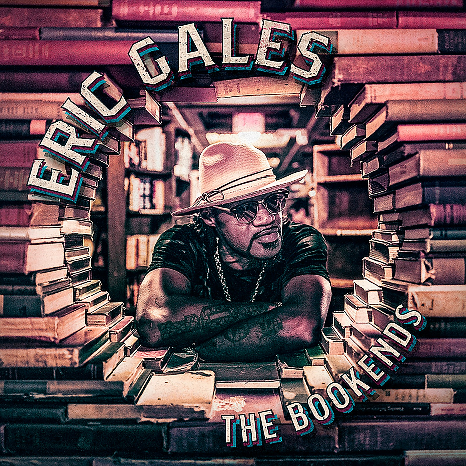 WEA Eric Gales - The Bookends CD
