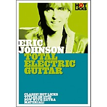 Hot Licks Eric Johnson - Total Electric Guitar (DVD)