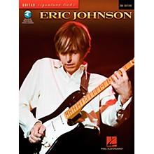 Hal Leonard Eric Johnson Guitar Signature Licks Book with CD