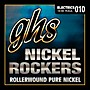 GHS Eric Johnson Signature Series Nickel Rockers Light Electric Guitar Strings