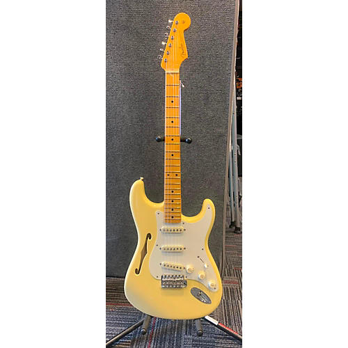Eric Johnson Thinline Stratocaster Hollow Body Electric Guitar