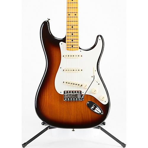 Fender Eric Johnson Virginia Stratocaster Maple Fingerboard Electric Guitar 2-Color Sunburst