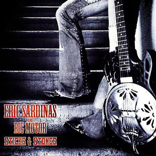 Alliance Eric Sardinas - Sticks & Stones