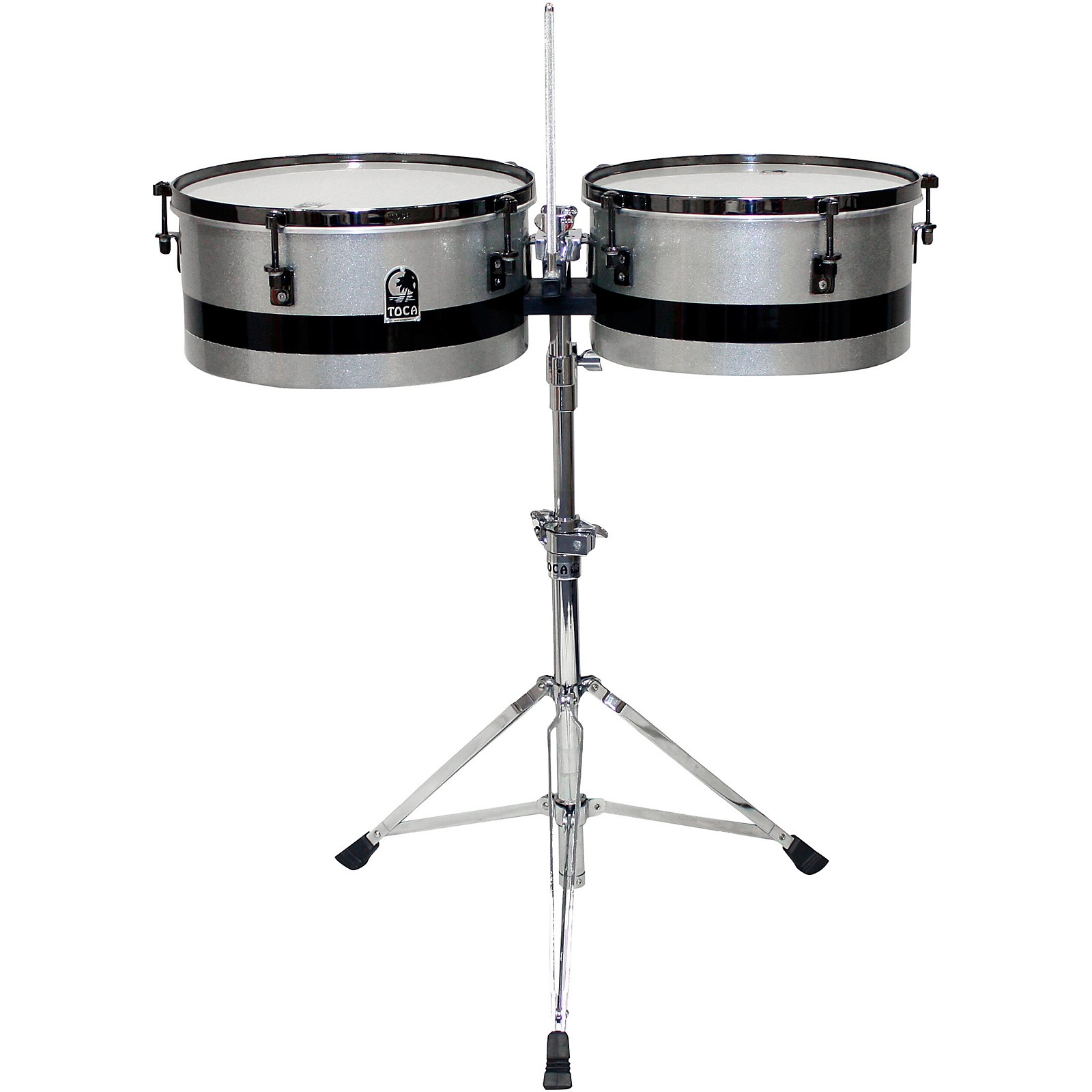 Toca Eric Velez Signature Timbales with Stand