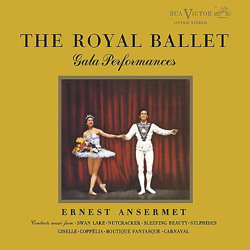 Alliance Ernest Ansermet - Royal Ballet Gala Performances