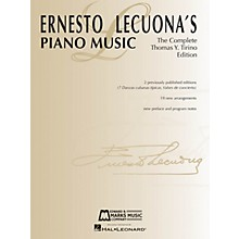 Edward B. Marks Music Company Ernesto Lecuona's Piano Music (The Complete Thomas Y. Tirino Edition) E.B. Marks Series Softcover