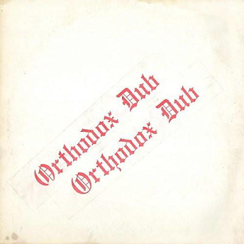 Alliance Errol Brown - Orthodox Dub