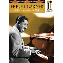 Jazz Icons Erroll Garner - Live in '63 & '64 (Jazz Icons DVD) DVD Series DVD Performed by Erroll Garner