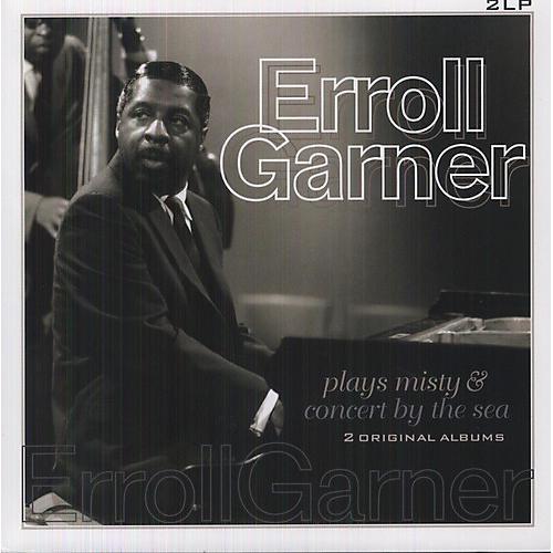 Alliance Erroll Garner - Plays Misty + Concert By the Sea-2 Original Albums