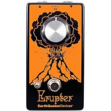 Open BoxEarthQuaker Devices Erupter Fuzz Effects Pedal