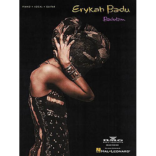 Hal Leonard Erykah Badu - Baduizm Piano, Vocal, Guitar Songbook