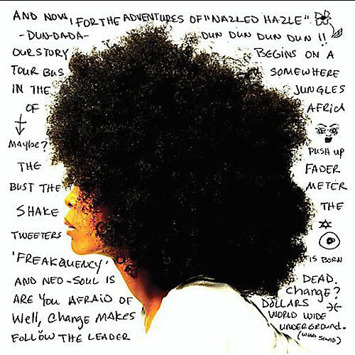 Alliance Erykah Badu - Worldwide Underground