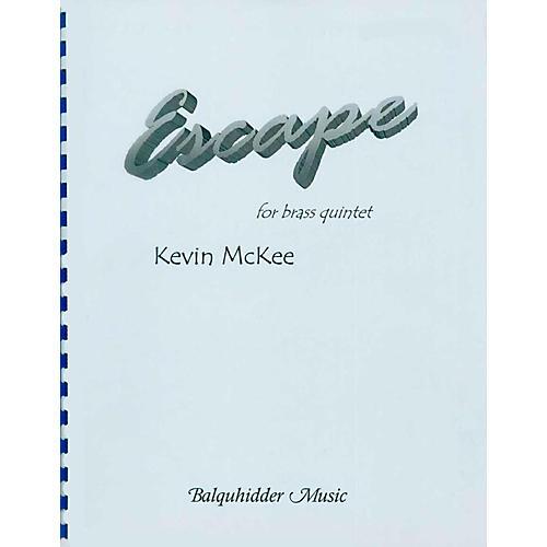 Carl Fischer Escape (Book + Sheet Music)