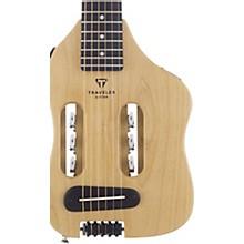 Open BoxTraveler Guitar Escape Steel-String Acoustic-Electric Travel Guitar