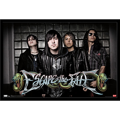 Trends International Escape The Fate Poster