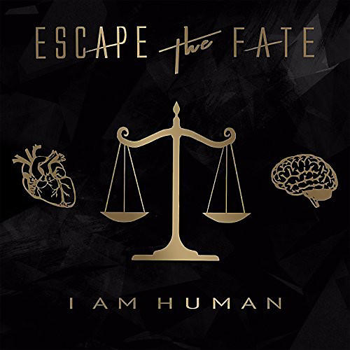 Alliance Escape the Fate - I Am Human