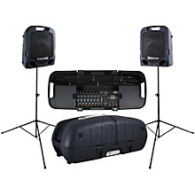 Open Box Peavey Escort 5000 Powered Portable PA System