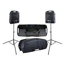 Open Box Peavey Escort 6000 Portable PA System 600 Watts