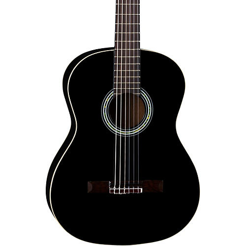 Dean Espana Classical Black Acoustic Guitar