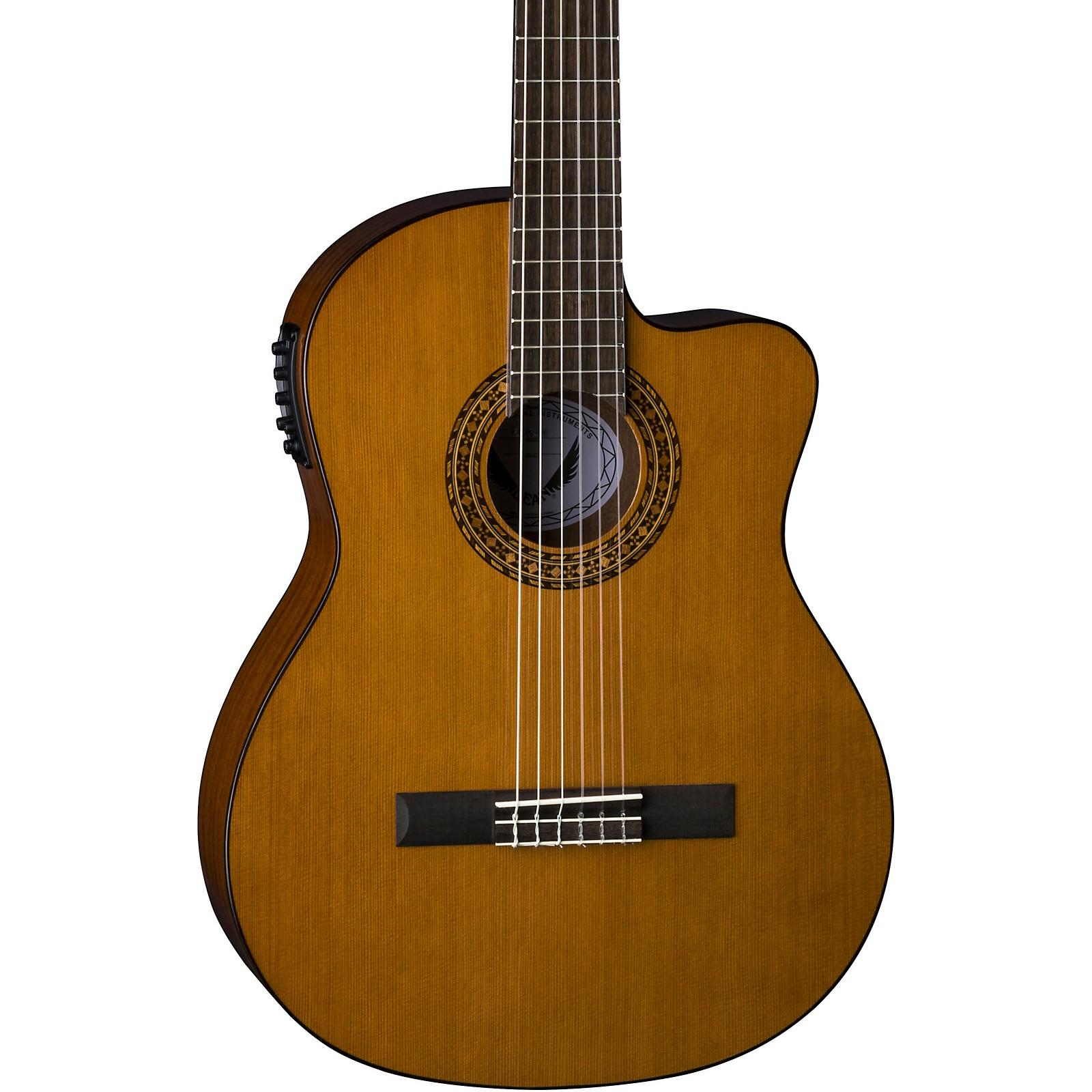 Dean Espana Classical Plus Acoustic-Electric Guitar
