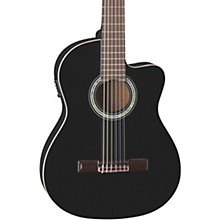 Dean Espana Full Size Acoustic-Electric Cutaway Classical Guitar