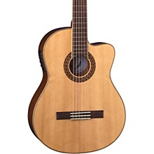 Dean Espana Fusion Solid Spruce Top Acoustic-Electric Classical Guitar