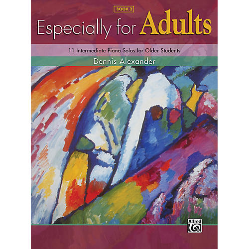 Alfred Especially for Adults Book 2