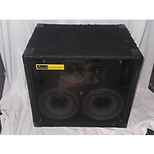 AccuGroove Espresso Bass Cabinet