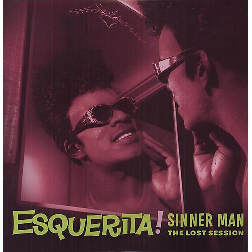 Alliance Esquerita - Sinner Man: Lost Session