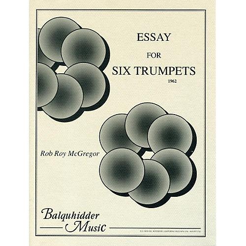 Carl Fischer Essay for Six Trumpets Book