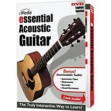 Emedia Essential Acoustic Guitar Instructional DVD