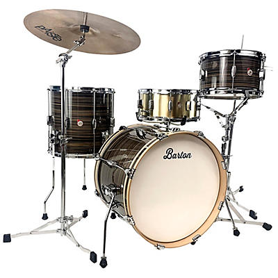 Barton Drums Essential Birch 3-Piece Shell Pack with 20 in. Bass Drum