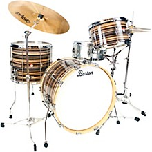 Barton Drums Essential Birch 3-Piece Shell Pack with 22 in. Bass Drum