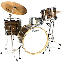Essential Birch 3-Piece Shell Pack with 22 in. Bass Drum Tiki Bartex