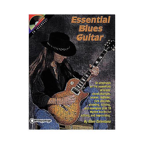 centerstream publishing essential blues guitar book cd musician 39 s friend. Black Bedroom Furniture Sets. Home Design Ideas