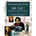 Alfred Essential Dictionary of Music Book thumbnail