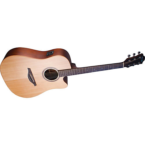hohner essential el sd plus cutaway acoustic electric guitar musician 39 s friend. Black Bedroom Furniture Sets. Home Design Ideas