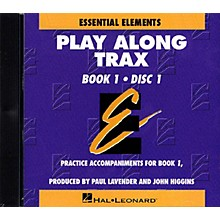 Hal Leonard Essential Elements - Book 1 (Original Series) (Play Along Trax (2-CD set)) Concert Band