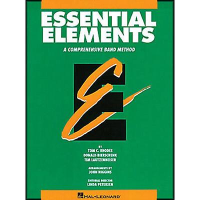 Hal Leonard Essential Elements Book 2 E Flat Alto Saxophone