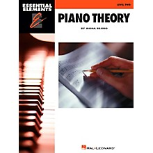 Hal Leonard Essential Elements Piano Theory - Level 2