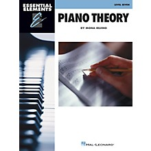 Hal Leonard Essential Elements Piano Theory - Level 7 by Mona Rejino