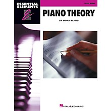 Hal Leonard Essential Elements Piano Theory - Level 8 by Mona Rejino