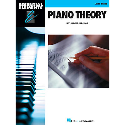 Hal Leonard Essential Elements Piano Theory  Level 3