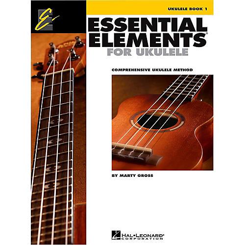 Hal Leonard Essential Elements Ukulele Method Book 1