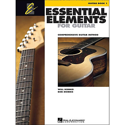 Hal Leonard Essential Elements for Guitar Book 1 (Book Only)