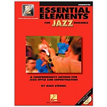Hal Leonard Essential Elements for Jazz Ensemble - Conductor (Book/Online Audio)